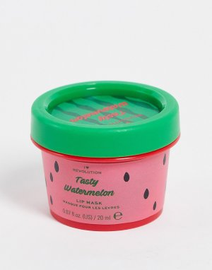 Маска для губ с ароматом арбуза -Бесцветный I Heart Revolution