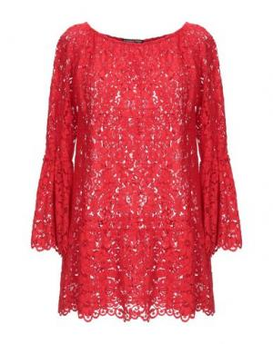 Блузка ALESSANDRO LEGORA. Цвет: красный