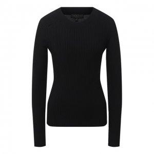 Пуловер Rag&Bone. Цвет: чёрный