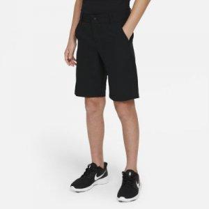 Шорты для гольфа мальчиков школьного возраста - Черный Nike
