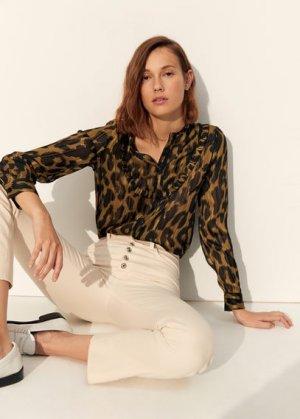 Комплект: каффы и сережка - Lucie Mango. Цвет: золото