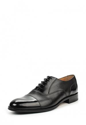 Туфли Loake LO026AMNSP31. Цвет: черный