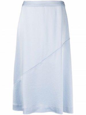 Расклешенная юбка Ilona Filippa K. Цвет: синий