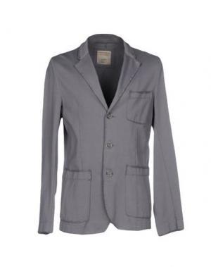 Пиджак KAOS. Цвет: серый