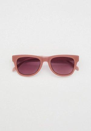 Очки солнцезащитные Karl Lagerfeld KL 6006S 132. Цвет: розовый