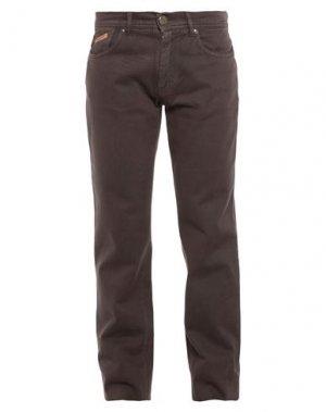 Повседневные брюки ALVIERO MARTINI 1a CLASSE. Цвет: стальной серый