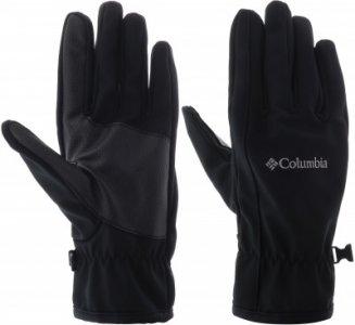 Перчатки мужские Ascender™, размер 6-7 Columbia. Цвет: черный
