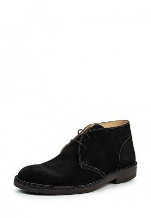 Ботинки Loake LO026AMGPJ36. Цвет: черный