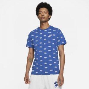 Мужская футболка Sportswear - Синий Nike