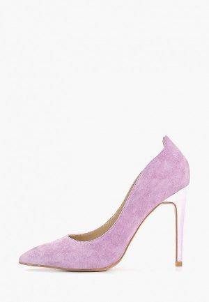 Туфли Antonio Biaggi. Цвет: фиолетовый