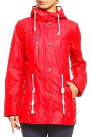Куртка City Classic. Цвет: красный