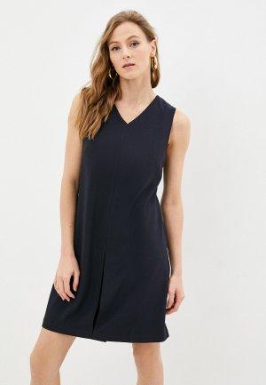 Платье shovsvaro. Цвет: синий