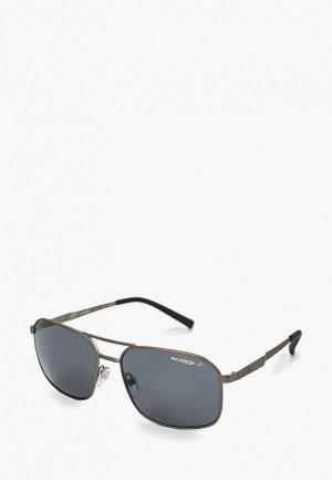 Очки солнцезащитные Arnette AN3079 706/81. Цвет: серый
