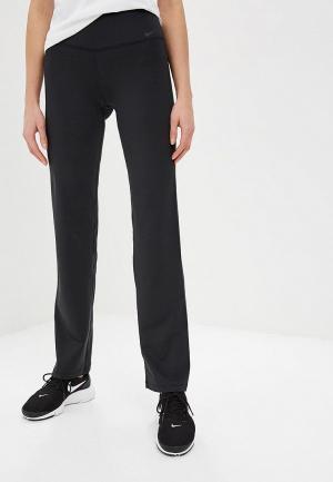 Брюки спортивные Nike POWER WOMENS TRAINING PANTS. Цвет: черный