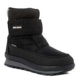 Ботинки 01222R черный JOG DOG
