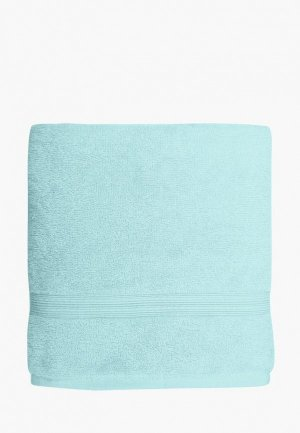 Полотенце Bonita 140x70. Цвет: голубой
