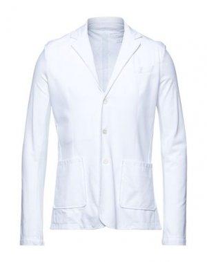 Пиджак MAJESTIC FILATURES. Цвет: белый