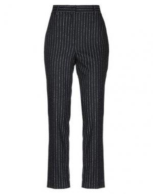 Повседневные брюки HACHE. Цвет: черный