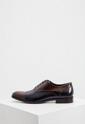 Туфли Cerruti 1881. Цвет: разноцветный