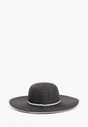 Шляпа Dispacci. Цвет: черный