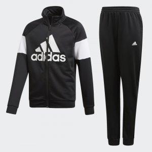 Спортивный костюм Badge of Sport Performance adidas. Цвет: черный