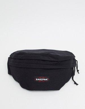 Черная сумка-кошелек на пояс -Черный Eastpak