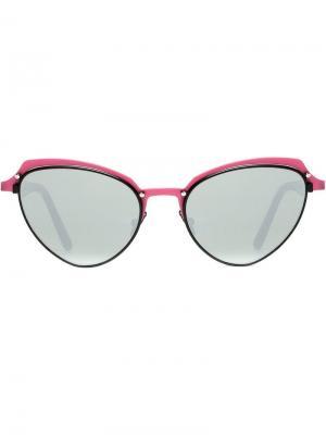 Плоские солнцезащитные очки Monarch 25 L.G.R. Цвет: коричневый