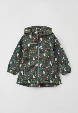 Куртка утепленная Name It. Цвет: хаки