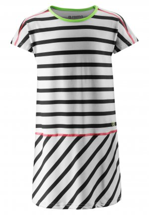 Платье из материала Jersey Pyynikki Белое Reima. Цвет: белый
