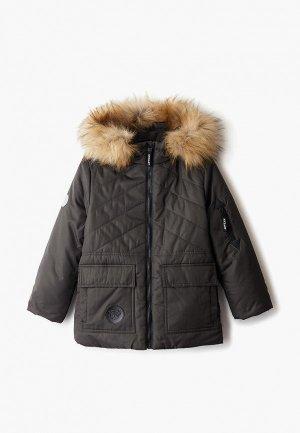 Куртка утепленная АксАрт. Цвет: хаки