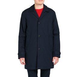 Пальто MW0MW10499 темно-синий TOMMY HILFIGER