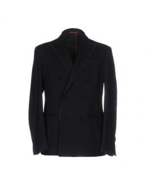 Пиджак MAISON LVCHINO. Цвет: темно-синий