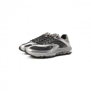 Кроссовки Air Tuned Max NikeLab. Цвет: серебряный