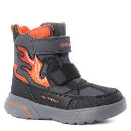 Ботинки J947UD темно-синий GEOX