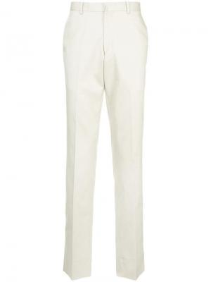 Однотонные классические брюки D'urban