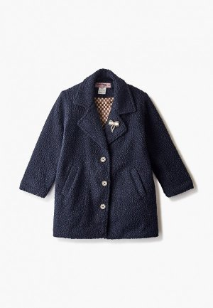 Пальто TrendyAngel Baby. Цвет: синий