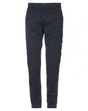 Повседневные брюки MASON'S. Цвет: синий