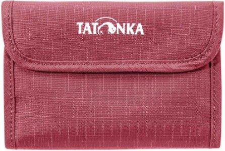 Кошелек Money Box Tatonka. Цвет: красный