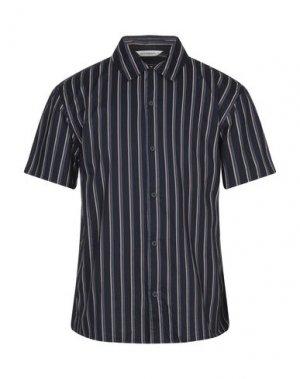 Pубашка ELEVEN PARIS. Цвет: темно-синий