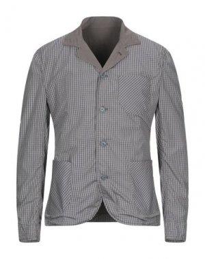 Пиджак DANIELE FIESOLI. Цвет: серый