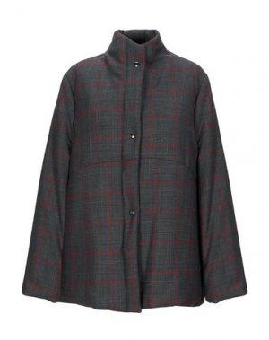 Куртка NIŪ. Цвет: серый