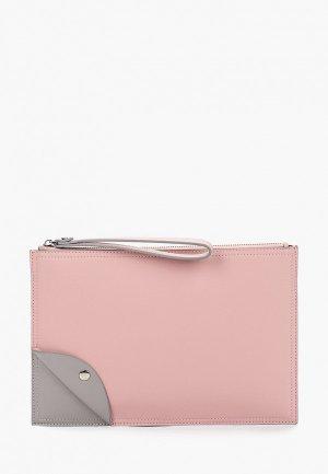Клатч Labbra. Цвет: розовый