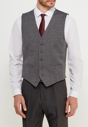 Жилет Marks & Spencer MA178EMALDW3. Цвет: серый