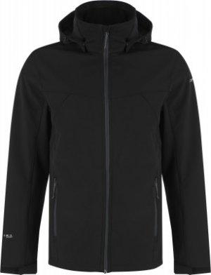 Куртка софтшелл мужская Brimfield, размер 48 IcePeak. Цвет: черный