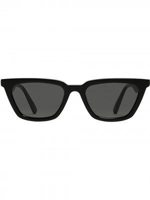 Солнцезащитные очки Agail Gentle Monster. Цвет: черный