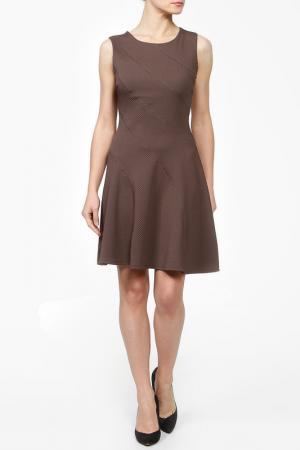 Платье Jus d'Orange. Цвет: бежевый