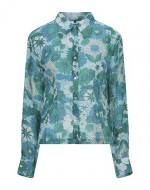 Pубашка ANTIK BATIK. Цвет: небесно-голубой