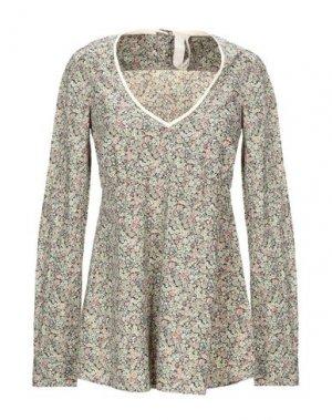 Блузка COAST WEBER & AHAUS. Цвет: зеленый