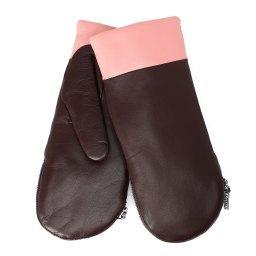 Перчатки 2AC202 темно-коричневый KENZO