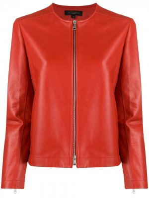 Куртка Holly Antonelli. Цвет: красный